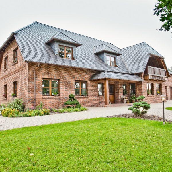 BV Villa Rathenow Ansicht Vorderfront