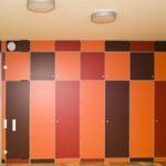 Goethe-Gymnasium Frontansicht Einbauschränke 2