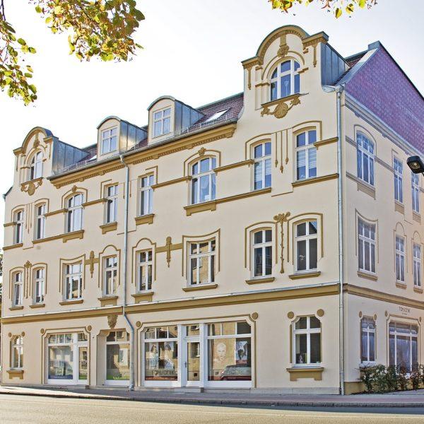 Rathenow, Brandenburger Str. - Ansicht Holzfenster 8