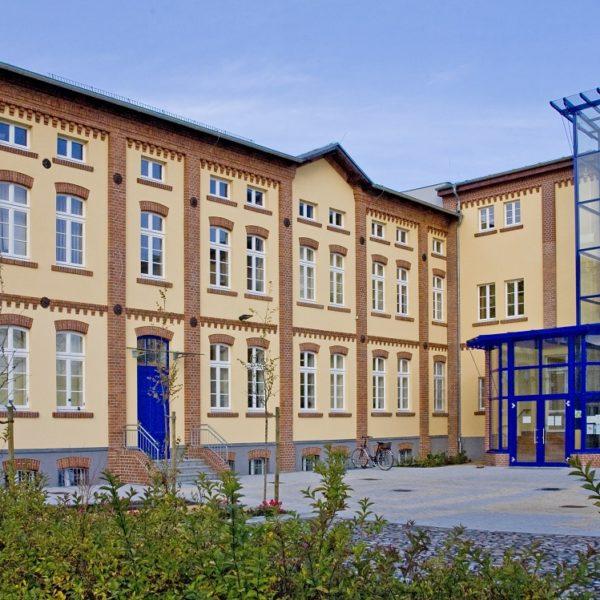 Stadtwerke Velten - Ansicht