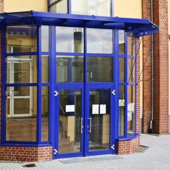 Stadtwerke Velten - Ansicht Eingangsbereich