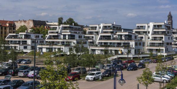 Terrassenwohnen, Magdeburg