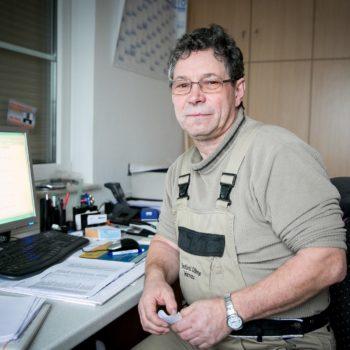 Tischlerei Dähne Arbeitsvorbereitung Wilfried Markert