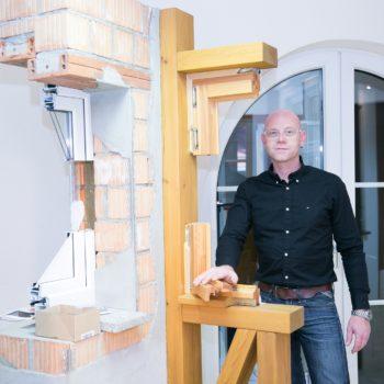 Tischlerei Dähne Projektleiter Dirk Giessmann