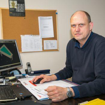 Tischlerei Dähne Projektleiter Frank Lange