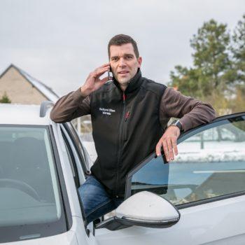 Tischlerei Dähne Projektleiter Mathias Schulz