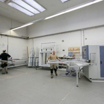 Tischlerei Dähne Werk 2 Produktion 2