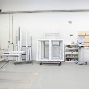 Tischlerei Dähne Werk 2 Produktion