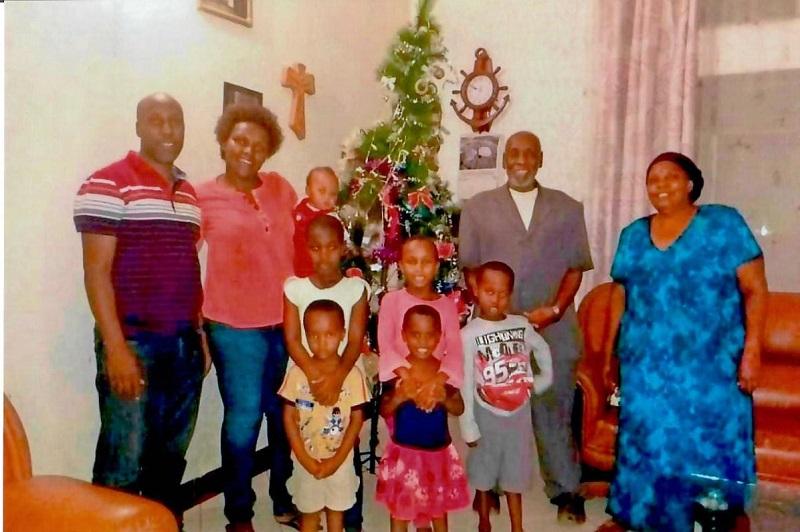 Weihnachtsgrüße aus Tansania